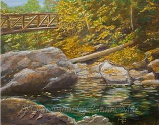 Wolf Creek in Autumn