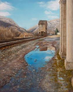 Railtown Reflection