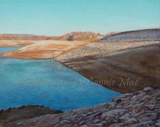 November at the Dam