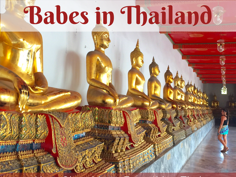 Babes in Thailand - Your Gloguide to Everything Thai