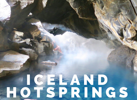 Some Like it Hot - Complete Guide to Iceland Hotsprings