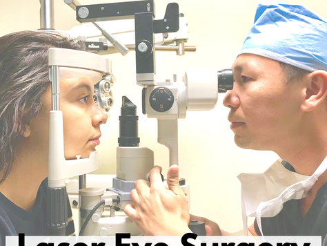 Let's See - Laser Eye Surgery