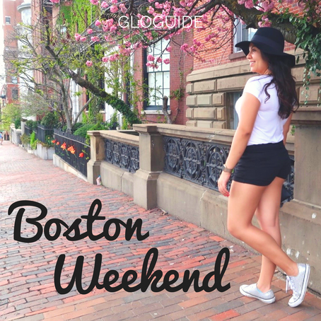 Wicked Weekend in Boston