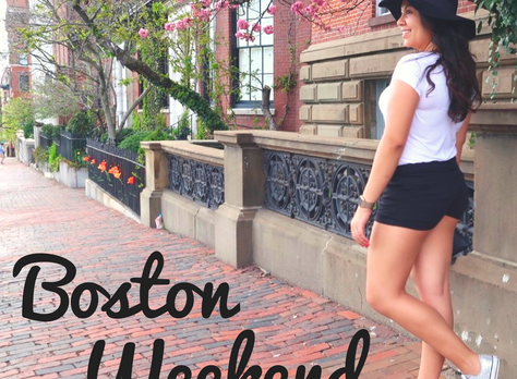 Wicked Weekend in Boston