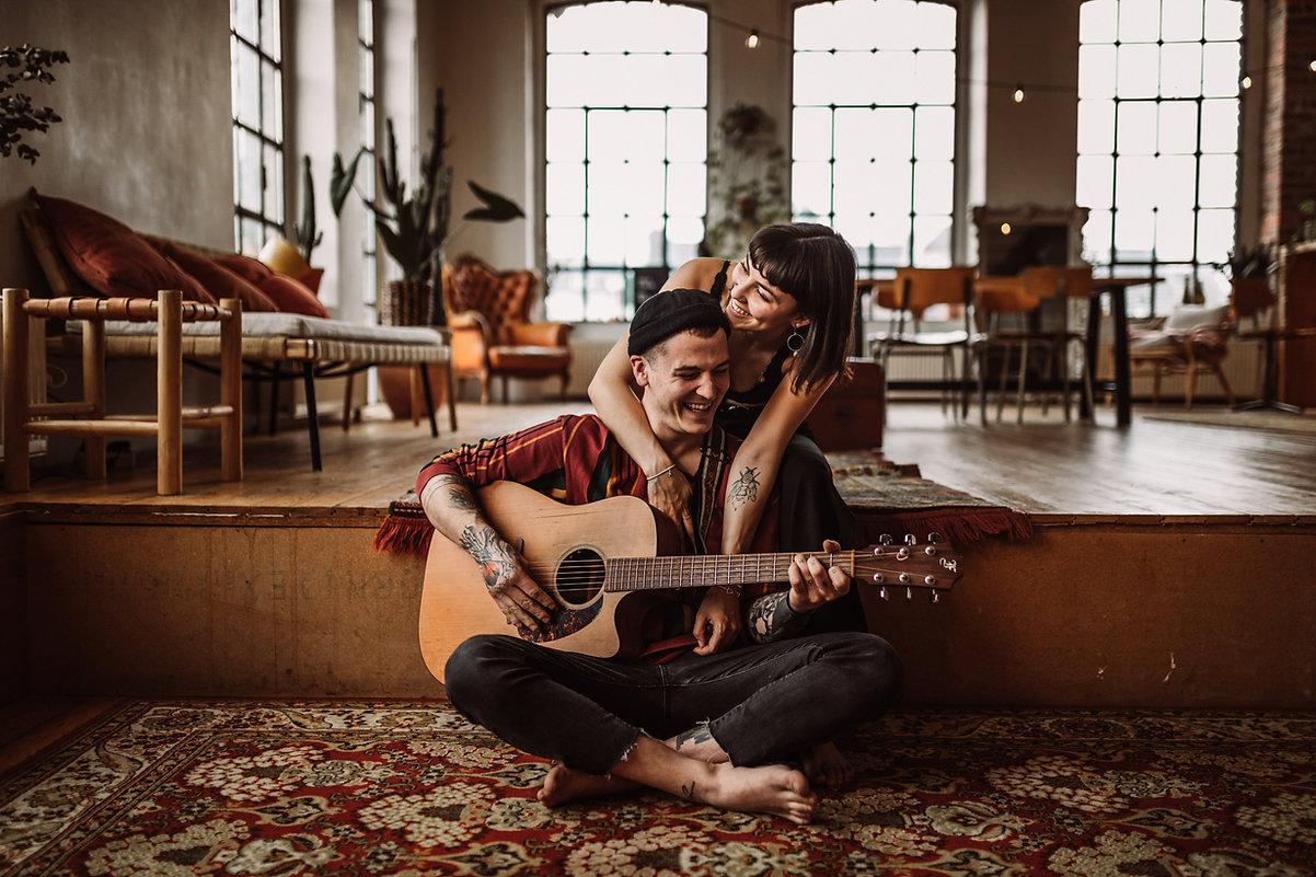 Homestory Paarotografie Paarshooting Coupleshooting