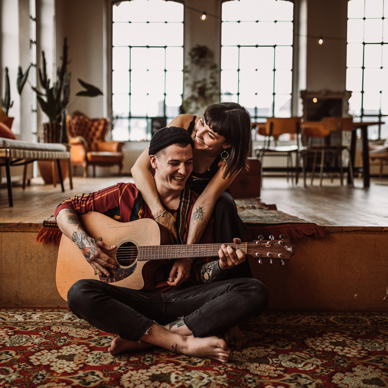 Maya & René