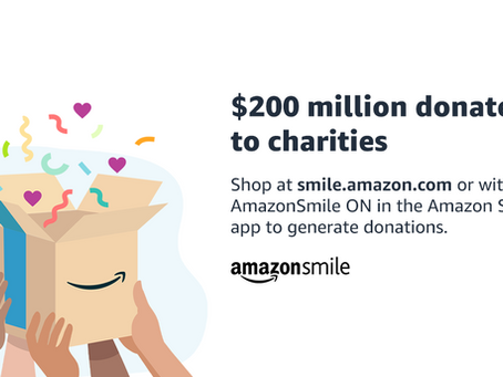 Support Green Halo Scholars with Amazon Smile this Shopping Season!