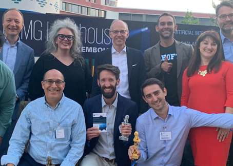 OKO awarded at the Fintech Awards 2019
