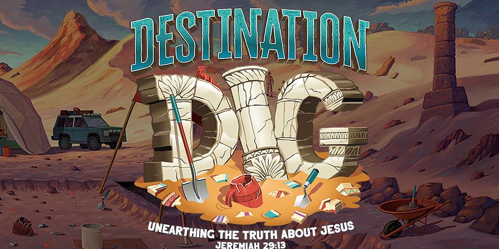 Destination Dig - VBS