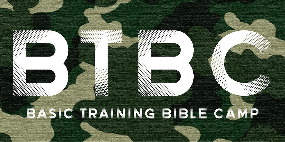Basic Training Bible Camp