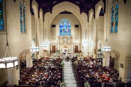 St Joseph Church - Bronxville, NY