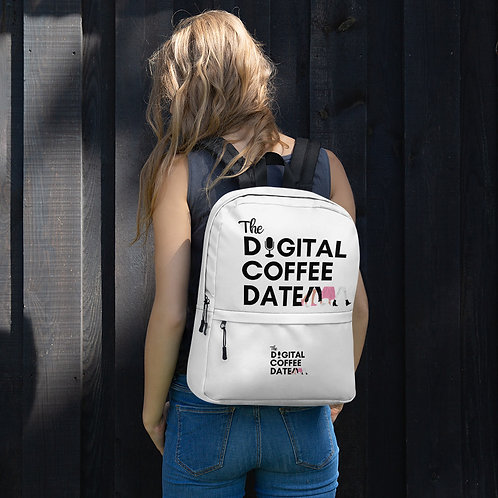 The Digital Coffee Date Backpack