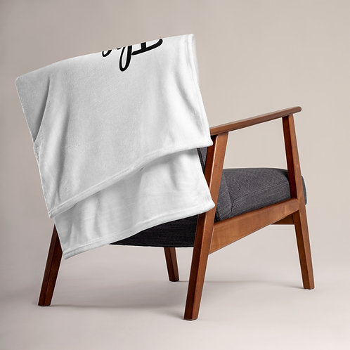 The Digital Coffee Date Throw Blanket