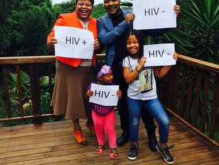 The day I was diagnoses with HIV