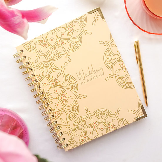 Indian wedding planner, Indian wedding planner book