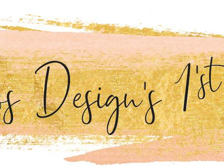 Mangos Design 1st Birthday