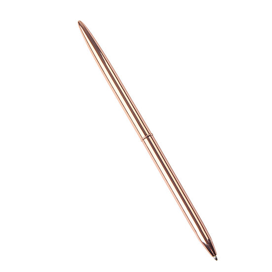 Thin Bullet Pen - Rose Gold