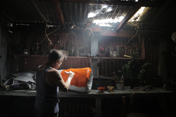 Producer, 'Carrot Man' (Feature, In Development)