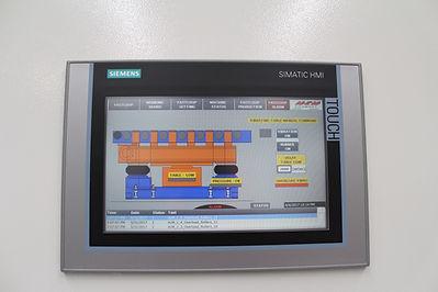 MCM control panel