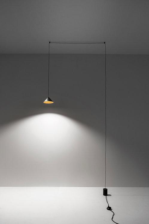 12W_4B/ALMN. Floor Lamp