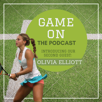 Olivia Elliott: UK national tennis player