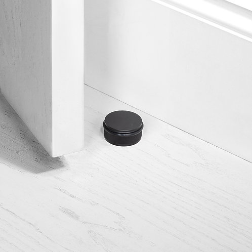 Door Stop Black (Floor)