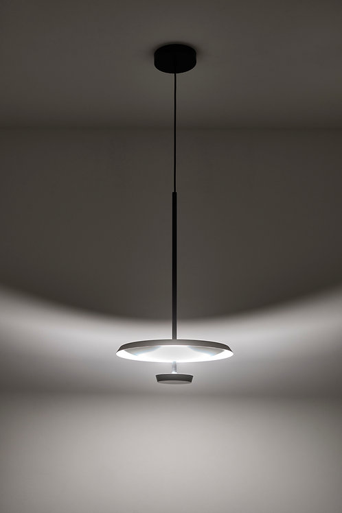 18W_6A/ALMN.Pendant Light