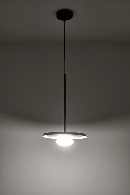 18W_6B/ALMN.Pendant Light