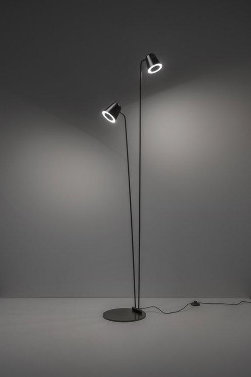 19W_4A/ALMN. Floor Lamp
