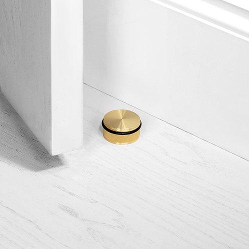 Door Stop Brass (Floor)