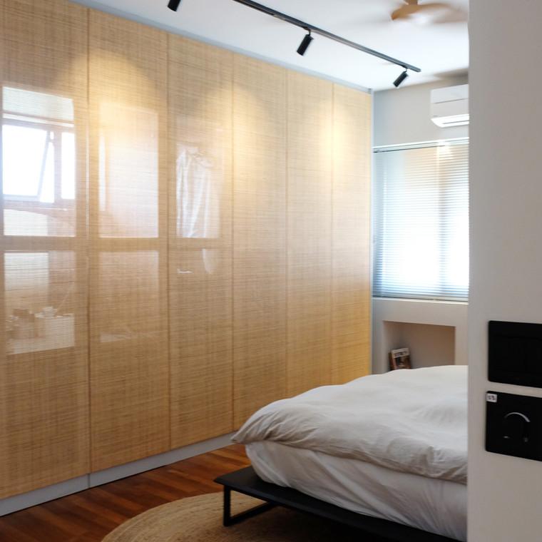 Inside Designer Royston Phang's Industrial-Minimalist Home