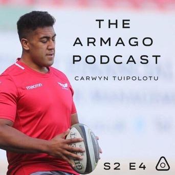 Carwyn Tuipolotu: A Rising Star in Welsh Rugby