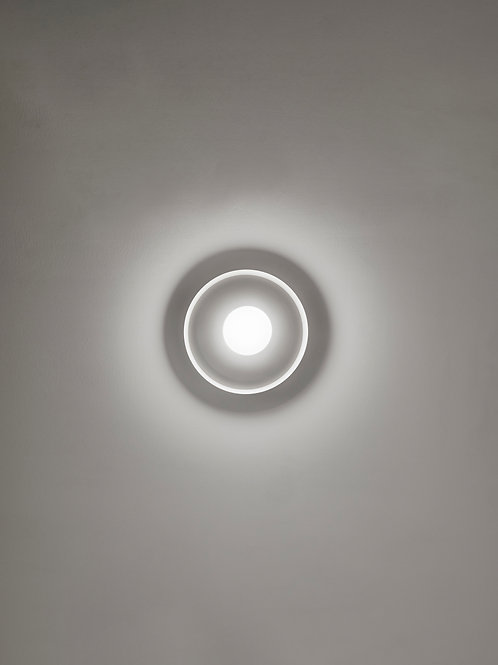 18W_6B/ALMN.Wall Light