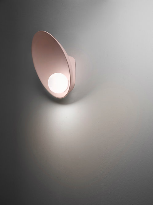 6W_5D/ALMN. Wall Light