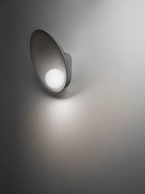 6W_5E/ALMN. Wall Light