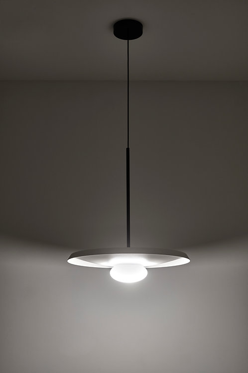 25W_6B/ALMN.Pendant Light