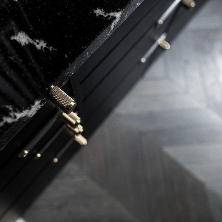 Brass Furniture Knob