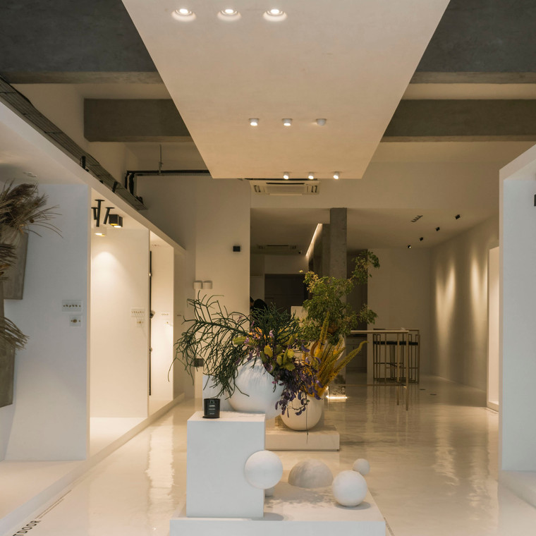 """Sculpt Your """"Fifth Wall"""" With The Gypsum Kit"""