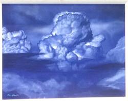 Thunderhead at 30 Thousand Feet