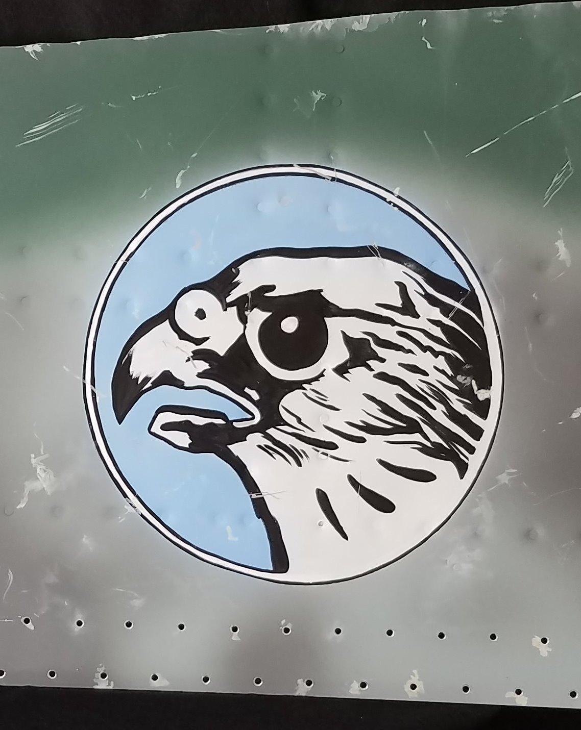 Molders squadron emblem