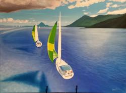 Serenity at Sea