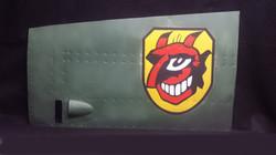 JG54 Cowl Panel, Bf109