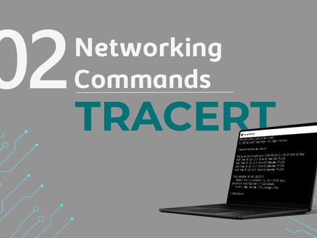 Ep2. TRACERT- 11 Comandos de rede que todo profissional de TI precisa conhecer