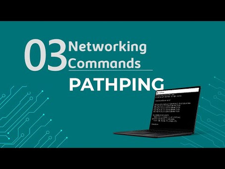 Ep3. PATHPING - 11 Comandos de rede que todo profissional de TI precisa conhecer
