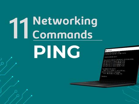 Minissérie: 11 Comandos de rede que todo profissional de TI precisa conhecer