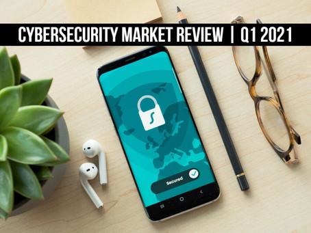 Análise do mercado de cibersegurança no 1º trimestre de 2021