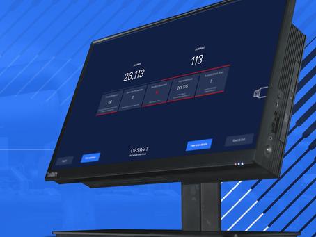 OPSWAT lança nova geração do MetaDefender Kiosk