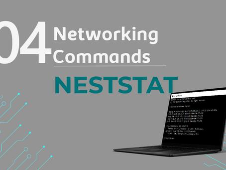 Ep4. NETSTAT - 11 Comandos de rede que todo profissional de TI precisa conhecer