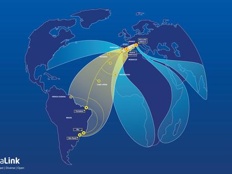 EllaLink: Fibra ótica entre Brasil e Europa começará a operar em junho
