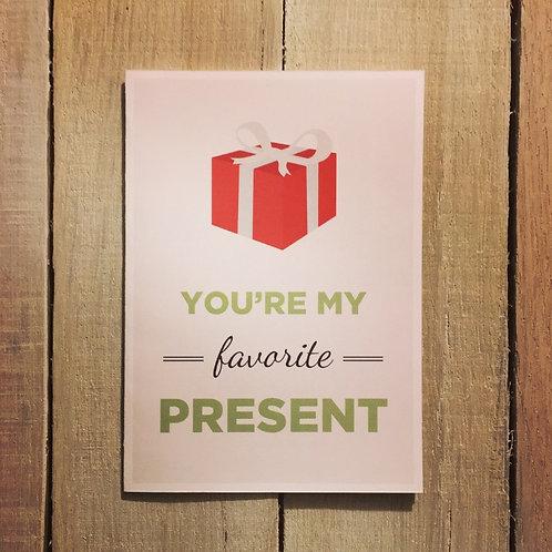 Favorite Present